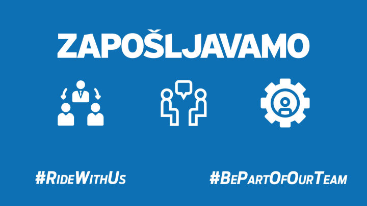 ZAPOŠLJAVAMO!!! Obavijest o javnom natječaju za radno mjesto referent – komunalni redar